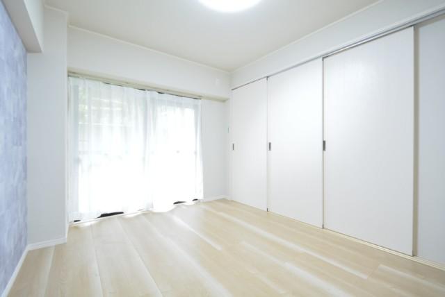 ライオンズマンション上野毛第3 洋室2