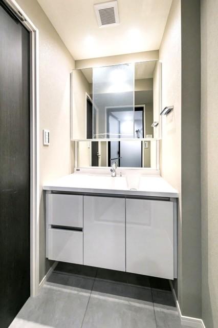 グラーサ西麻布 洗面室