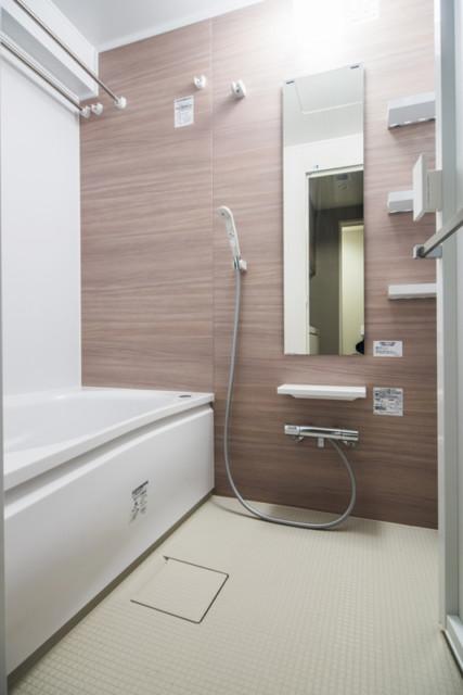 烏山コーポビアネーズ 浴室