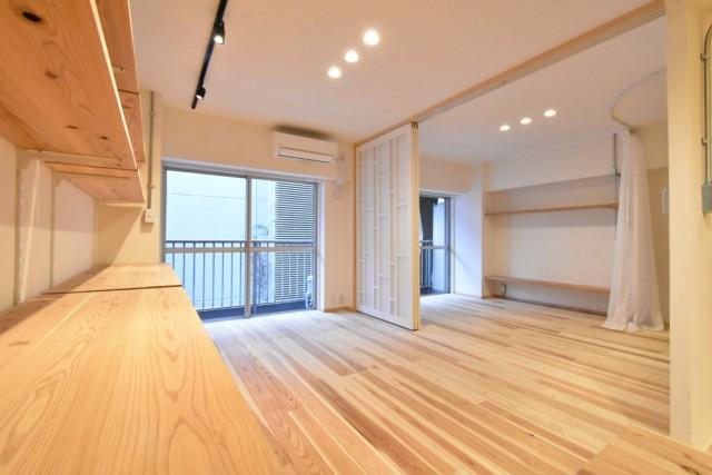 西蒲田スカイハイツ LDK+洋室