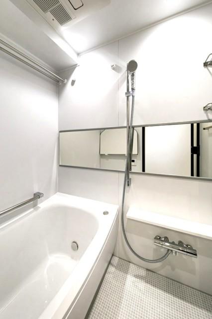 グラーサ西麻布 浴室