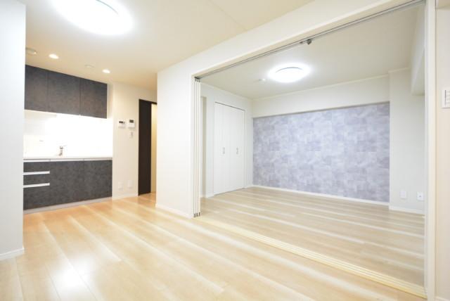 ライオンズマンション上野毛第3 LDK+洋室2