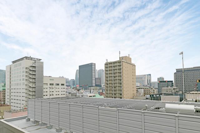 ノア新宿 眺望