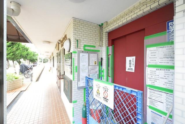 ライオンズマンション上野毛第3 エレベーター