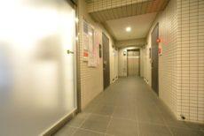 グランジュール明大前 内廊下