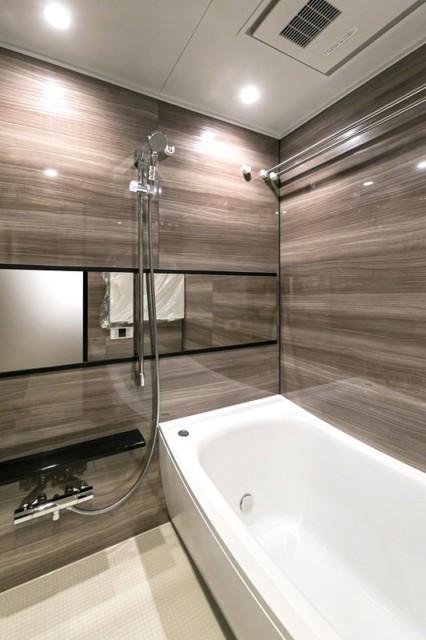 目白フラワーハイホーム 浴室