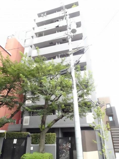 エクセルシオール新宿戸山 外観