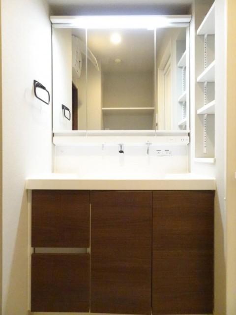 エクセルシオール新宿戸山 洗面室