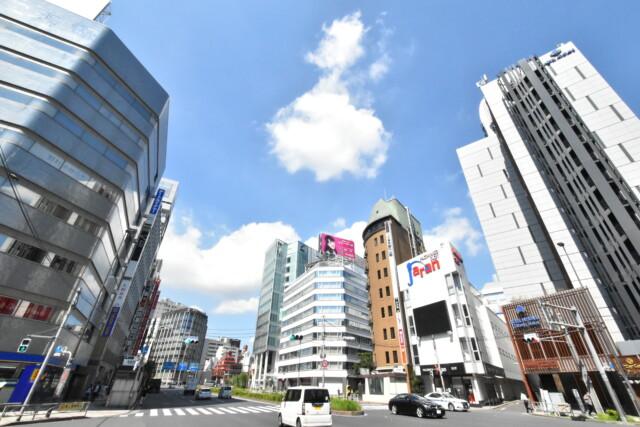 五反田周辺 桜田通り南西方向