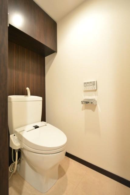 グランジュール明大前 トイレ