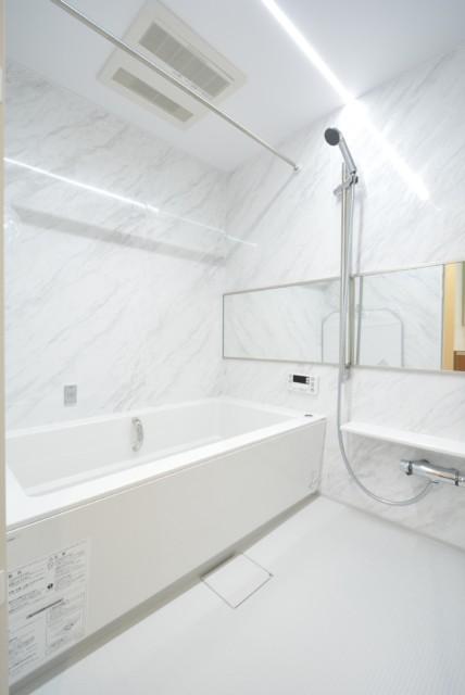 クリオ恵比寿弐番館 浴室