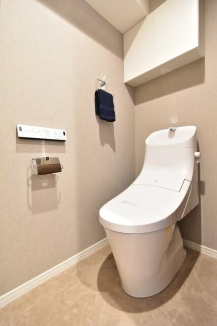 パールハイツ桜上水 トイレ