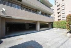 クリオ恵比寿弐番館 駐車場