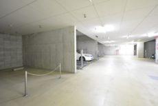グランヴェール恵比寿 駐車場