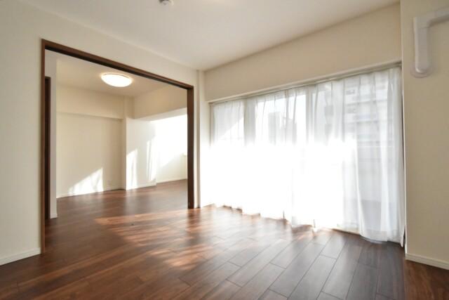 中央マンション 洋室+LDK
