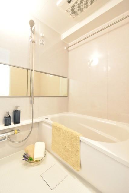 マンション高田馬場 浴室