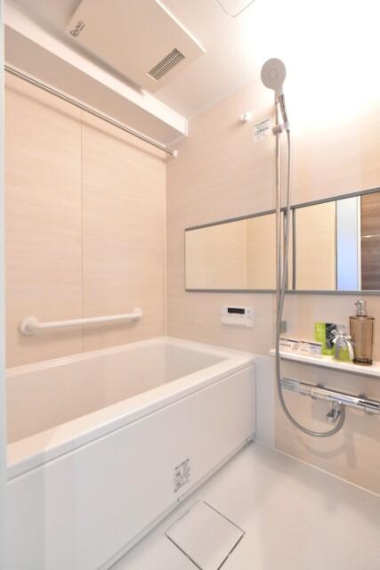 ライオンズマンション飯田橋 浴室