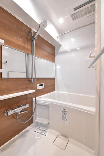 秀和第二南平台レジデンス 浴室