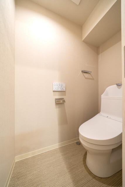 ブロードウェイ トイレ