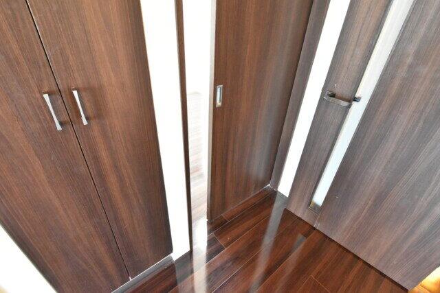 インプレストタワー芝浦エアレジデンス 洋室2入口