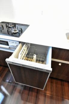 インプレストタワー芝浦エアレジデンス キッチン食洗機