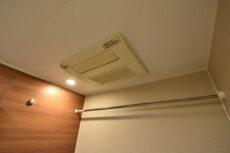 インプレストタワー芝浦エアレジデンス 浴室ランドリーパイプ
