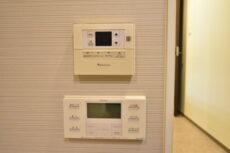 インプレストタワー芝浦エアレジデンス 浴室リモコン