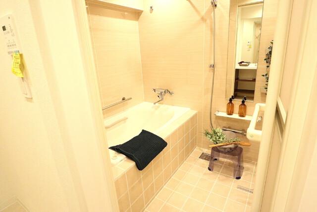 シャンボール常盤松f 浴室 (1)