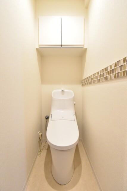 麻布狸穴ナショナルコート トイレ