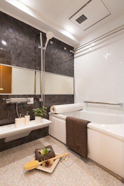 秀和高樹町レジデンス 浴室