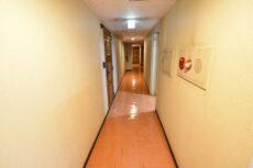 麻布狸穴ナショナルコート (3)玄関