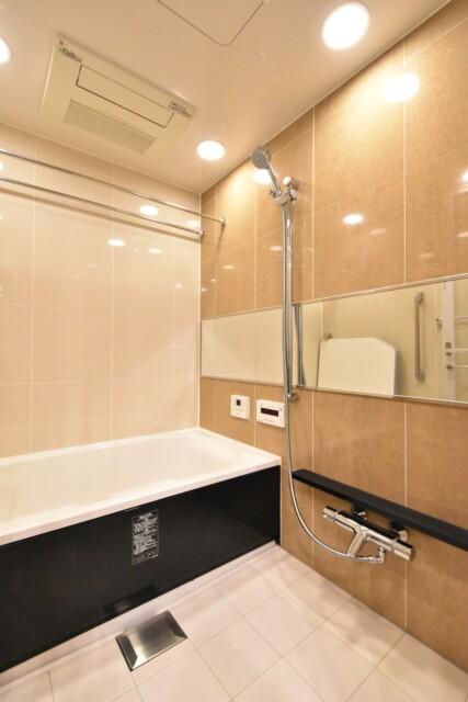 シティハウス神宮北参道 浴室