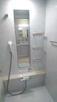 メルシー中延 浴室