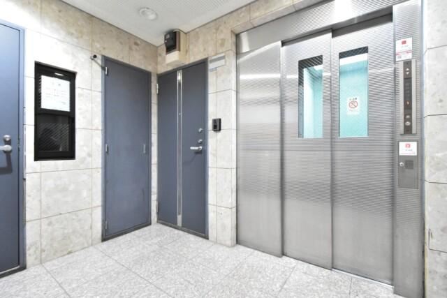 メルシー中延 エレベーター