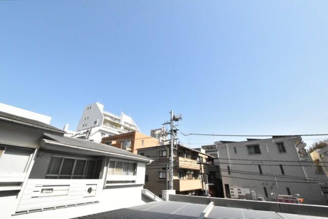 シティハウス神宮北参道 バルコニー