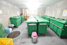 グレンパーク駒場 (37)ゴミ置場