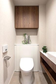 三軒茶屋シティハウス トイレ