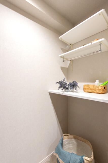 三軒茶屋シティハウス 洗面室