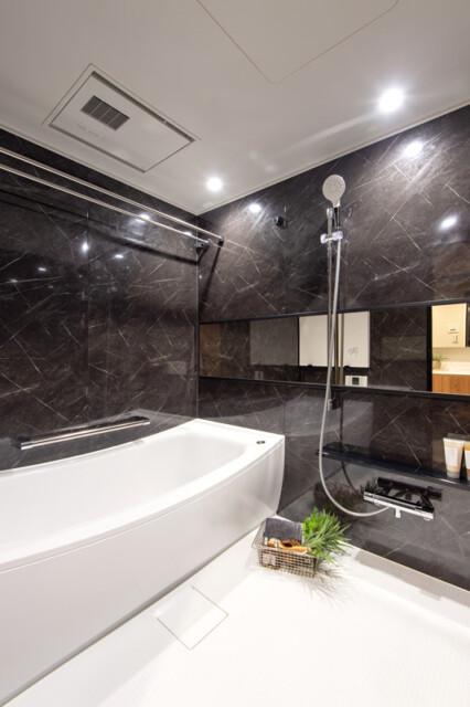 三軒茶屋シティハウス 浴室
