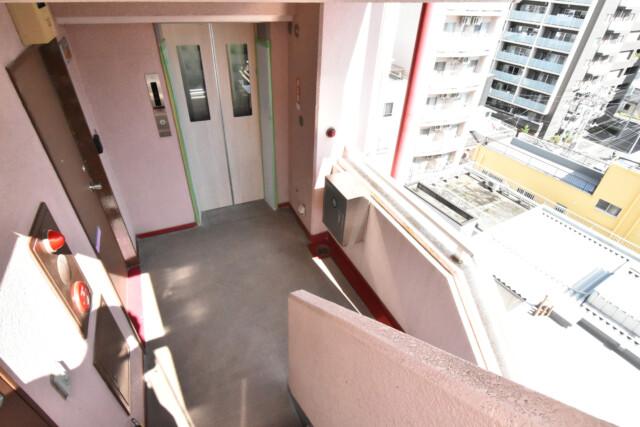 住建第6ハイプレース エレベーターホール