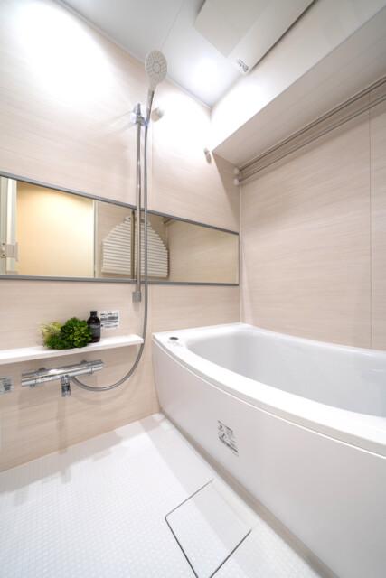 プラザ麻布 浴室