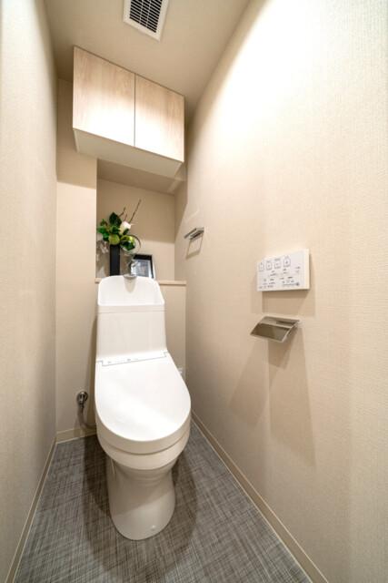 プラザ麻布 トイレ