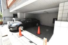 グランドメゾン麻布一の橋 駐車場・駐輪場