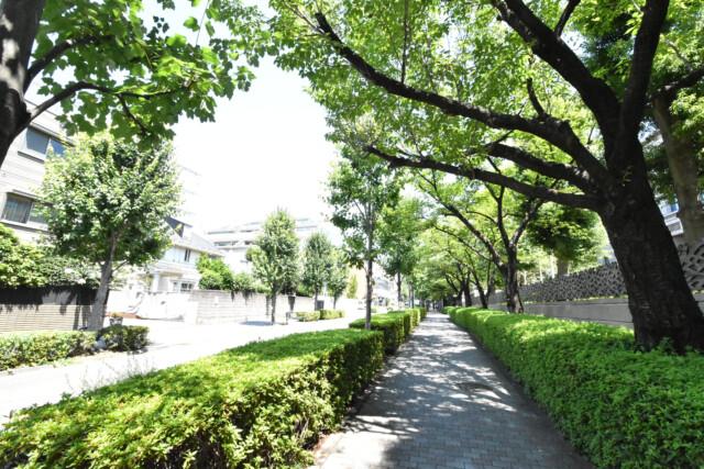 麻布十番周辺(東側) (4)