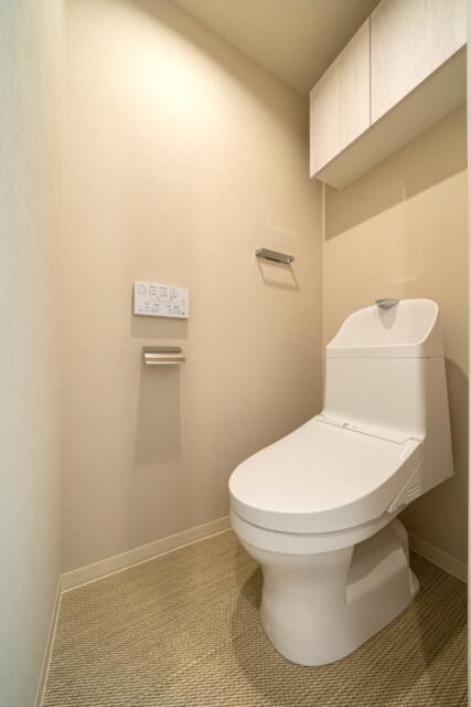 ウィン目黒 トイレ