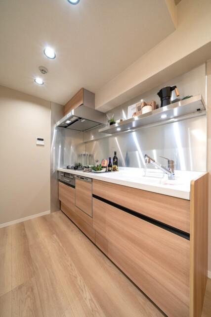 グレンパーク池田山 キッチン