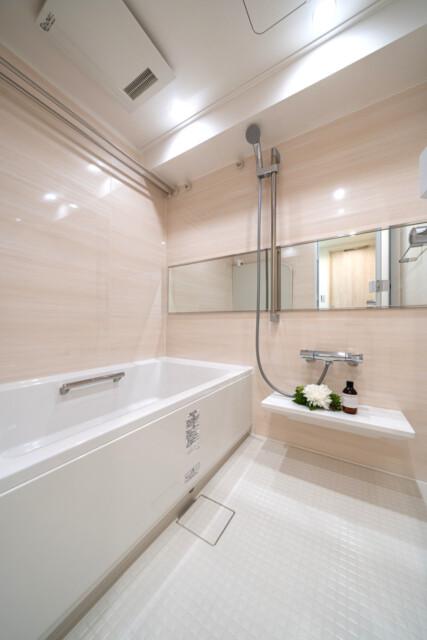 エフローレ日本橋 浴室