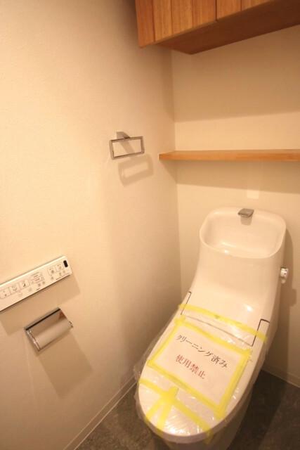 住建第6ハイプレース トイレ