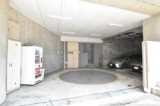 グレンパーク池田山 駐車場
