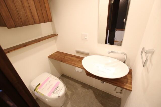 ロワ・ヴェール市ヶ谷左内坂 トイレ